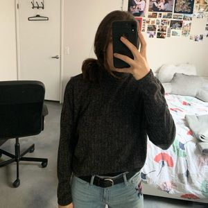 Gray Forever21 Sweater